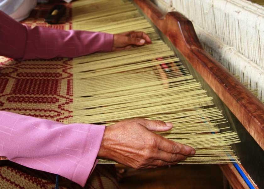 A tecelagem manual de Minas Gerais